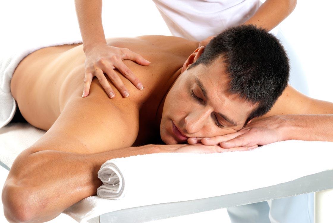 Deep tissue massage Watford