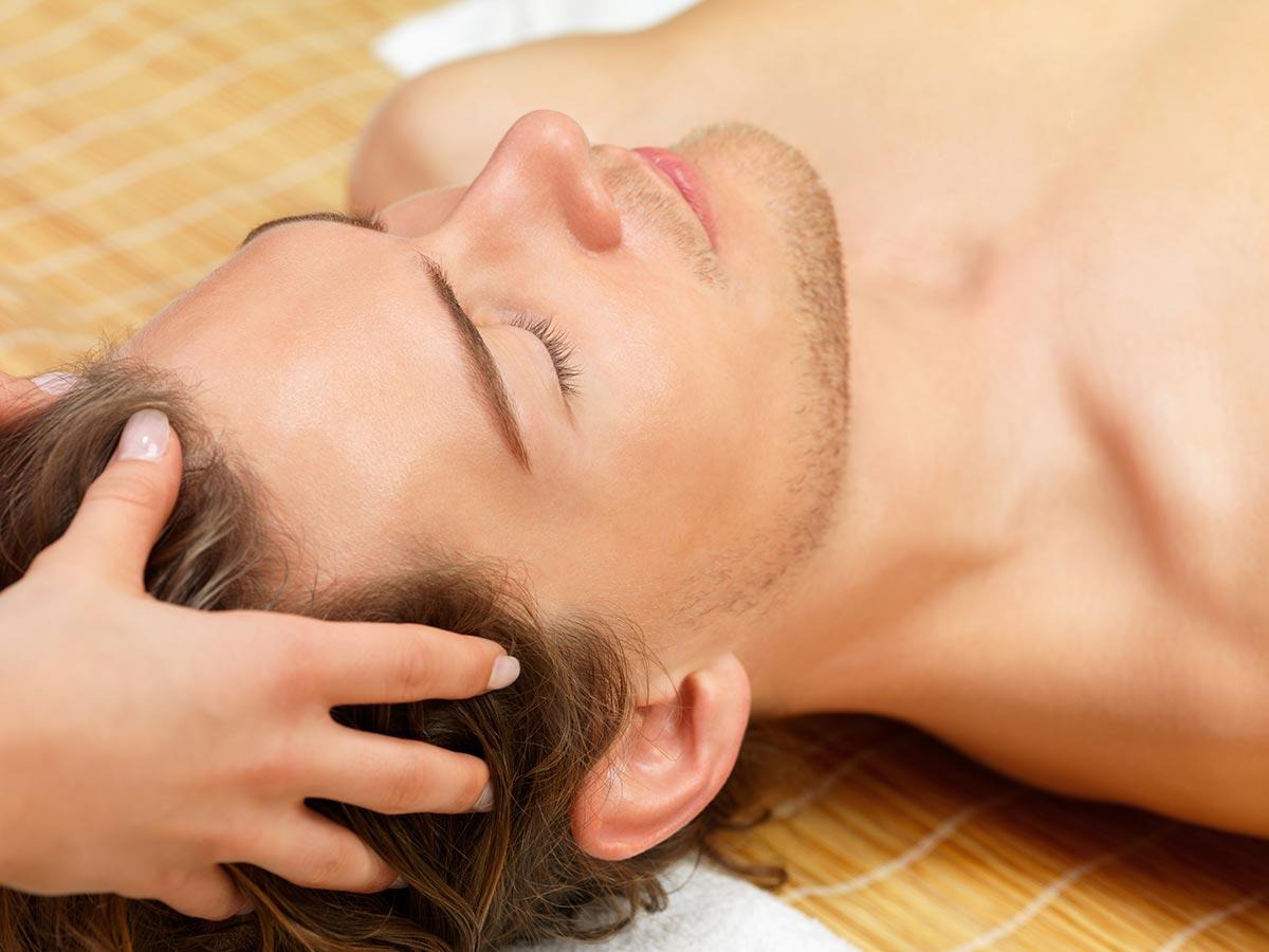 Indian head massage Watford