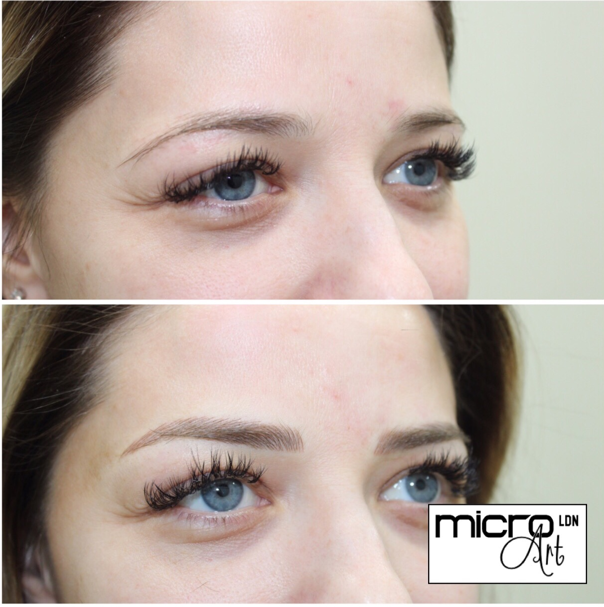 microblading eyebrows watford